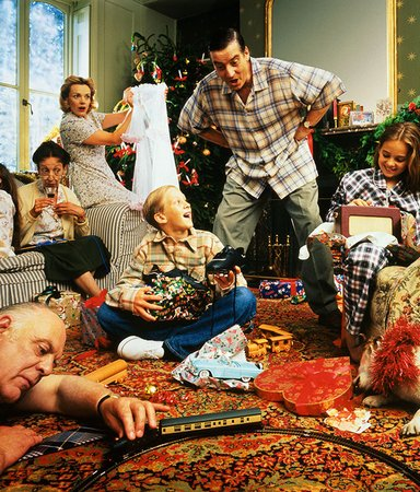 13 böcker som utspelar sig i juletid