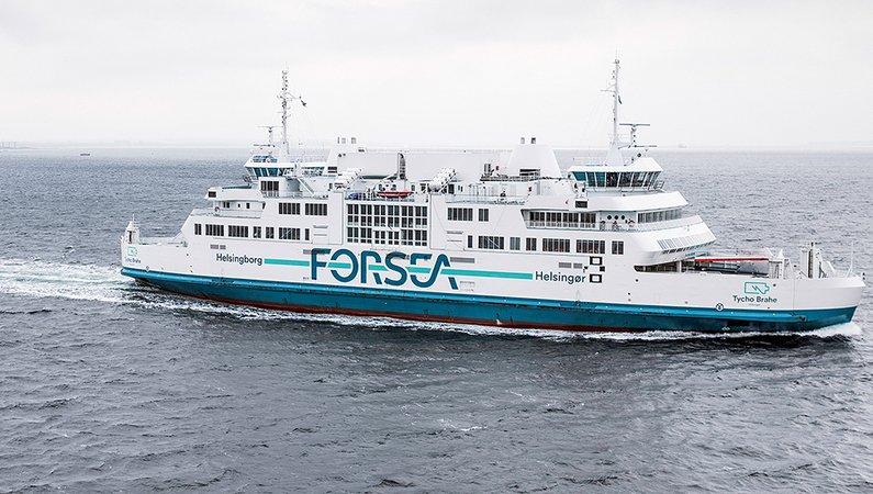 ForSea har årligen 7,1 miljoner passagerare.