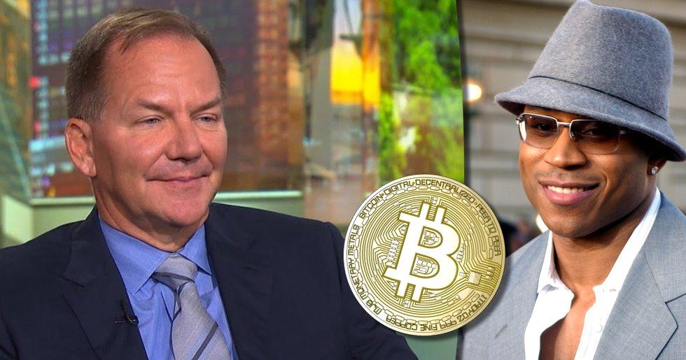 Paul Tudor Jones och LL Cool J backar ny kryptofond