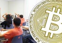 Nu ska franska gymnasieelever lära sig om kryptovalutor i skolan