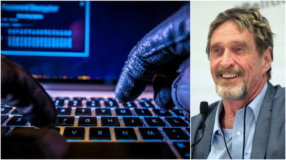 Daily crypto: Large crypto exchange hacked and John McAfee won't promote ICOs.