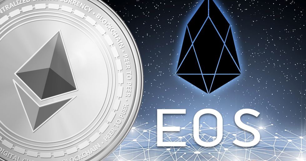 Calm crypto markets – ethereum and eos increase most of the biggest currencies.
