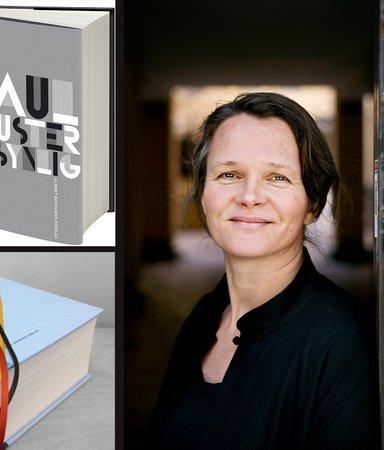 """Nina Ulmaja: """"Omslaget är bokens ansikte"""""""
