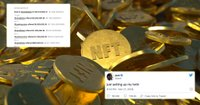 Historiens första tweet har sålts som NFT – för 23 miljoner kronor