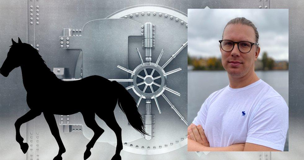 Martin Byström: Då hatade hästlobbyn bilar, nu hatar banklobbyn bitcoin.