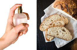 Nygräddat på flaska – brödparfymen är här