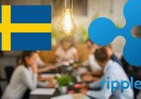 Ripple investerar i svensk kryptostartup