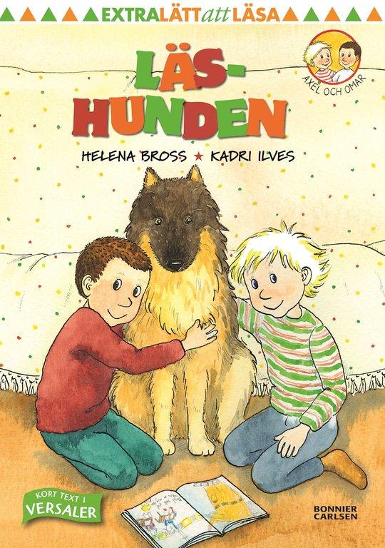 5 böcker med versaler för det ljudande barnet