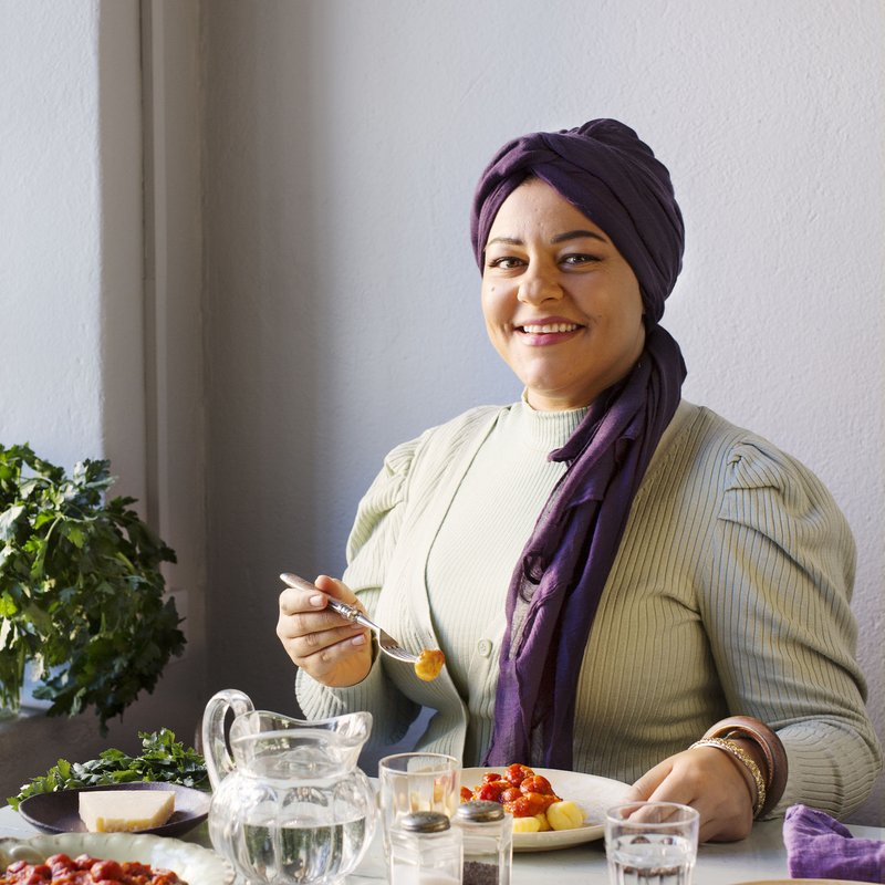 """Kokboksaktuella Zeina Mourtada om sitt första svenska matminne: """"Det var såå exotiskt!"""""""