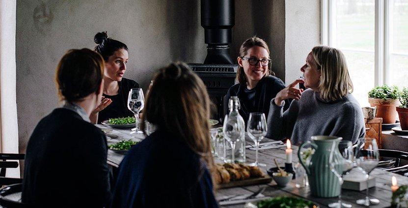 Fler gäster ska exempelvis lockas äta mat i säsong på gården Stelor.  Pressbild