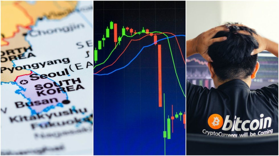 Daily crypto: South Korean crypto exchange hacked and markets are bleeding.