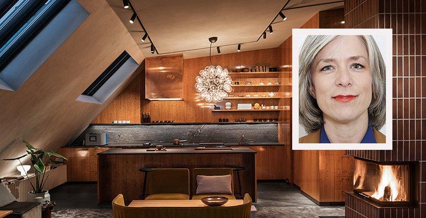 På restaurang Frantzén har inredningsarkitekterna lekt med<br />  ljudet för att förstärka känslan i de olika rummen. Foto: Pressbild