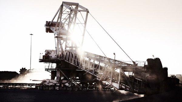 Investimento em minério de ferro
