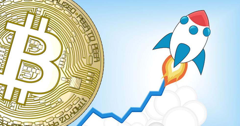 Daily crypto: Markets continue to rise – bitcoin over $3,700.