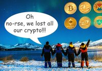 Norwegian exchange panic-sold its users' cryptocurrencies – now the owner speaks out