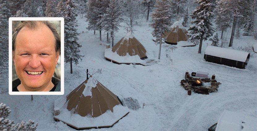Sápmi Nature är nominerade till Stora Turismpriset. Foto: Sápmi Nature