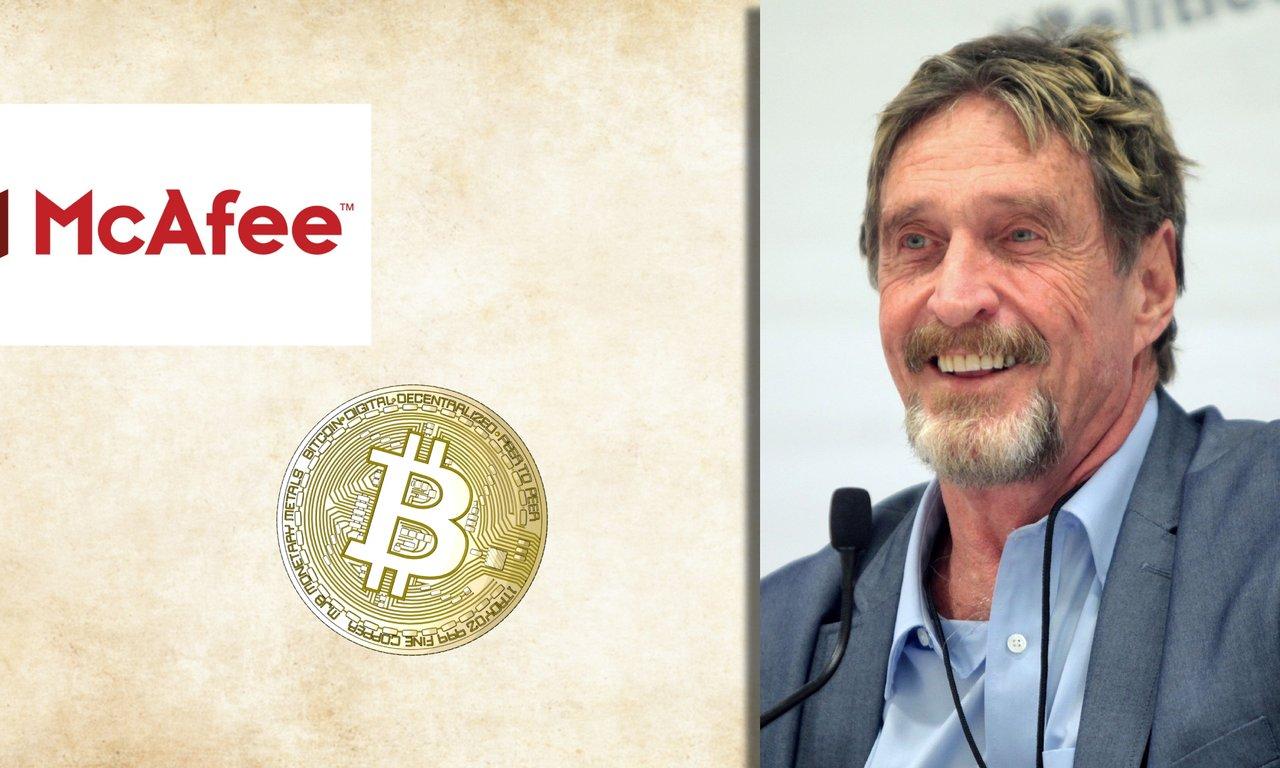 Kryptoförespråkaren och antiviruspionjären John McAfee är död