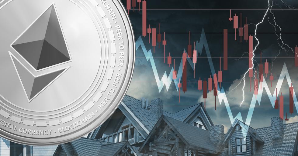 Crypto markets lose $10 billion – ethereum declines 12 percent.