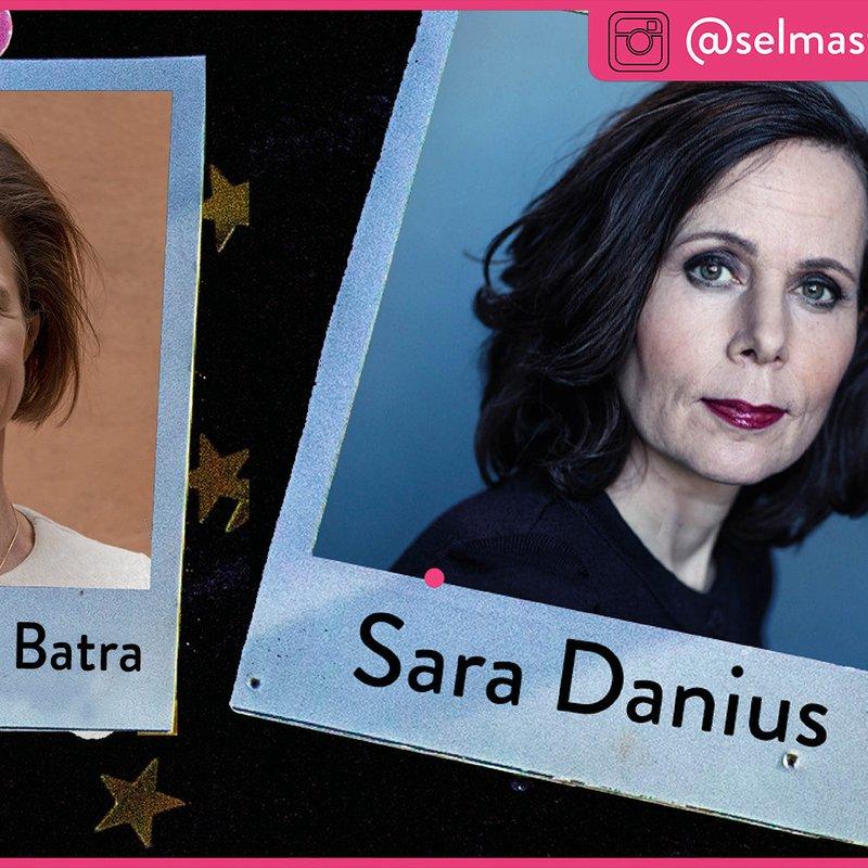 Anna Kinberg Batra och Sara Danius möts i unikt scensamtal under Årets Selma 2019
