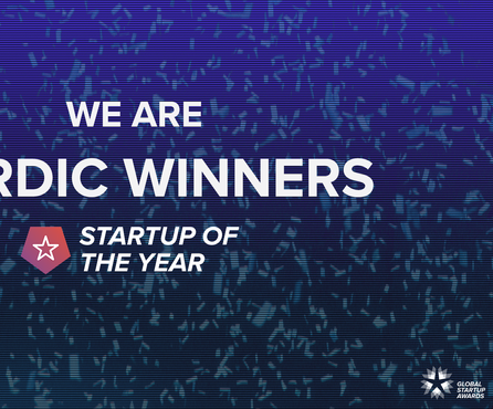 Voi is awarded Startup of the Year 2020