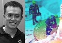 Jättebörsen Binance vd tror på prisrusning för bitcoin: Ingen har räknat in halveringen