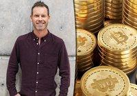 Komikern Mårten Andersson om sitt bitcoinintresse:
