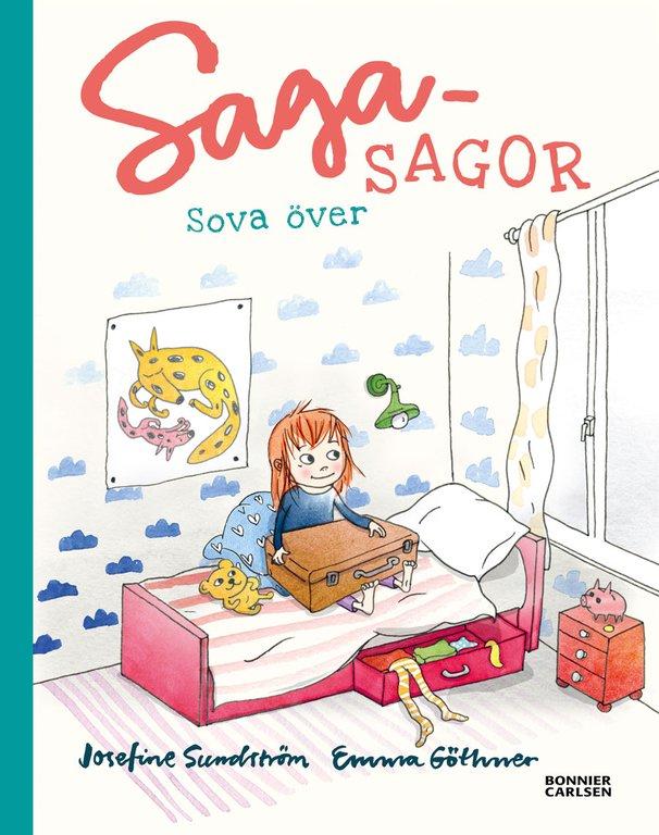 Zzzzz… 6 barnböcker om att sova borta