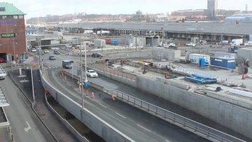 Nya citytunneln snart klar