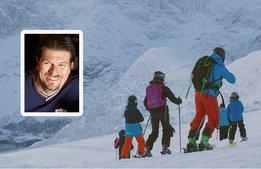 Snödränkta fjäll bäddar för strålande sportlovsveckor – och ny rekordsäsong
