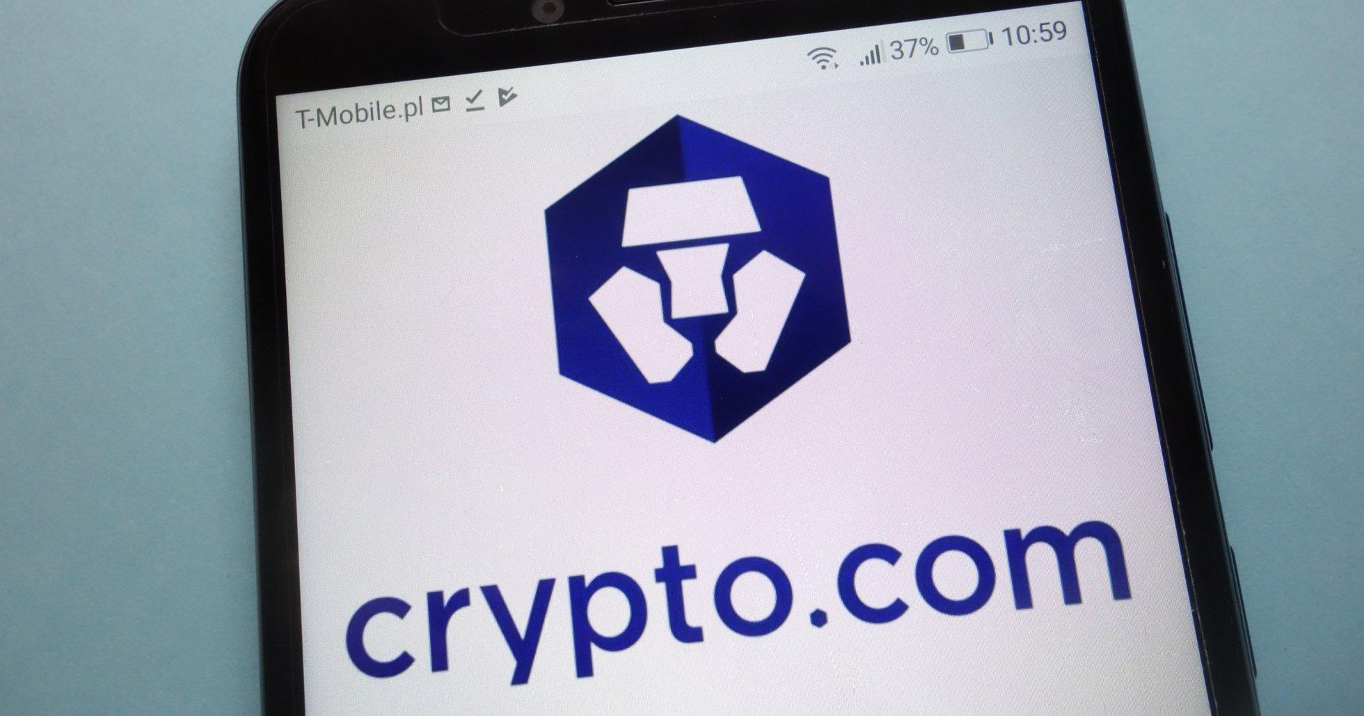 Crypto.com har redan en miljon användare – nu lanserar de en kryptobörs.