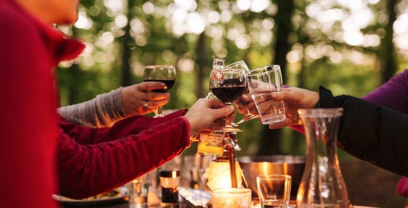 Skånska mat- och dryckesevenemangen ska nå fler internationella besökare. Foto: Tourism in Skåne