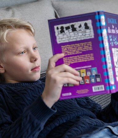 6 böcker för läs-ovana tioåringar