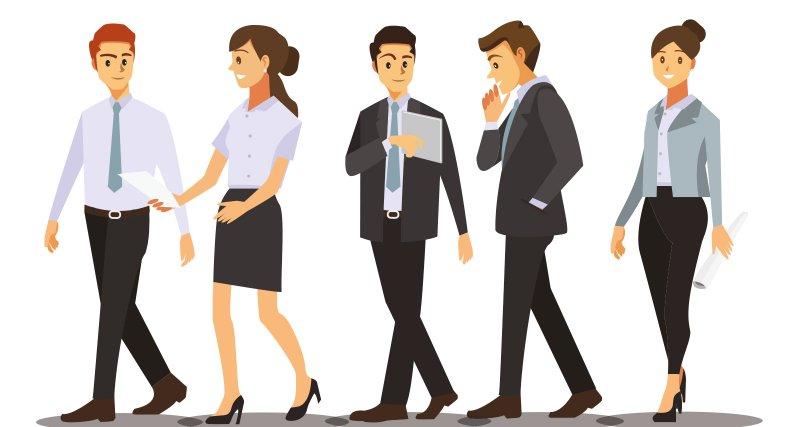 Jobbrelationer: Vill hålla det privata privat