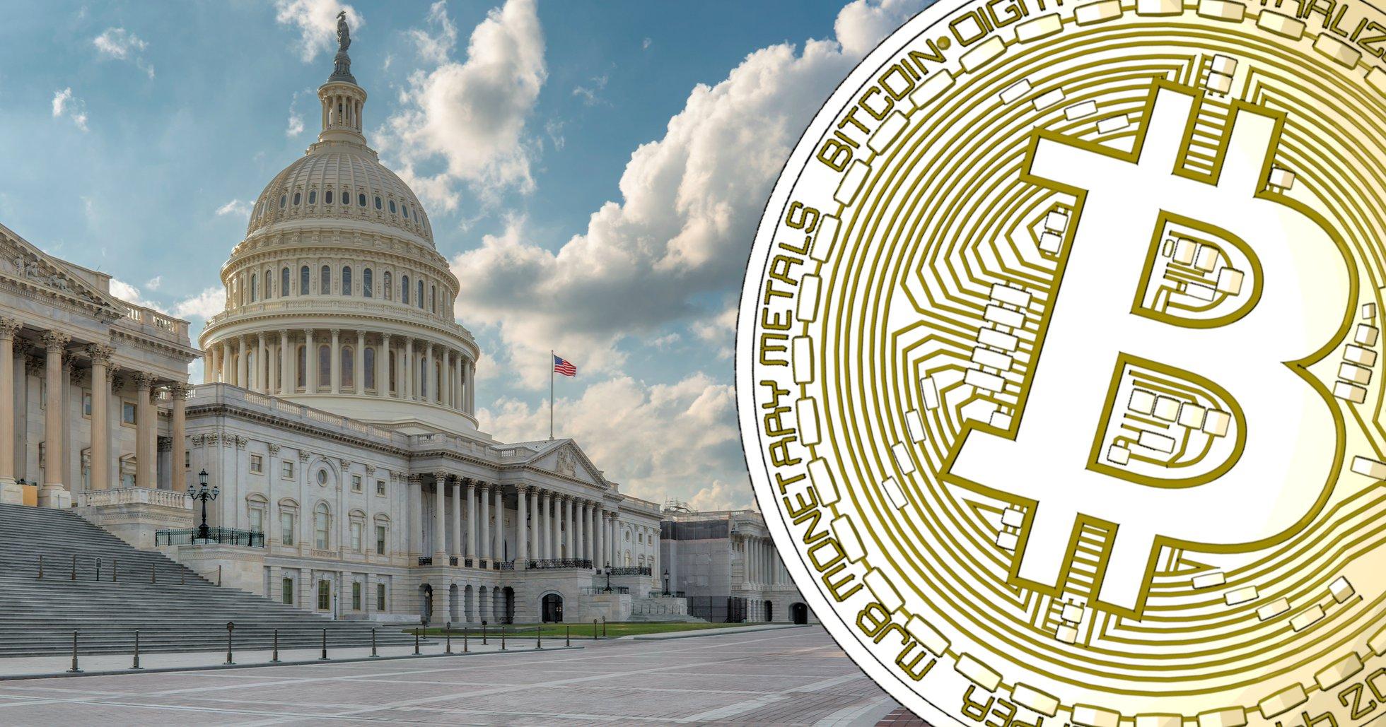 Nytt lagförslag för att klassificera kryptovalutor har lagts fram i USA.