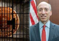 Gensler: SEC kan inte förbjuda kryptovalutor – men det kan kongressen