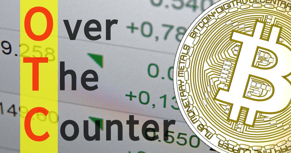 Så här gör du för att köpa en stor mängd bitcoin – till bästa möjliga pris.