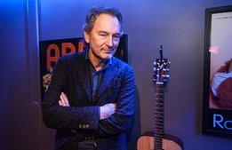 Tomas Ledin bygger ut sitt musikslott