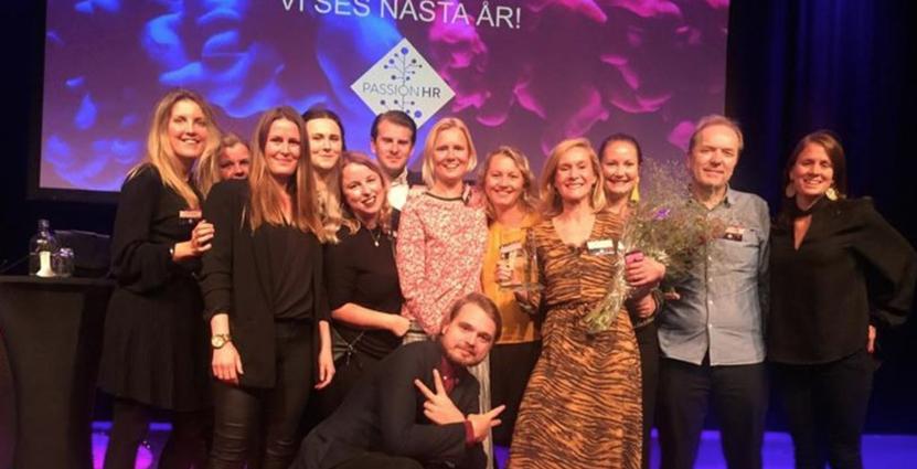 Med priset Årets Bästa HR-team vill konsultföretaget Wise Group lyfta fram den mest innovativa HR-avdelningen i Sverige.  Foto: Pressbild