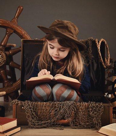 5 böcker för barn som älskar historia
