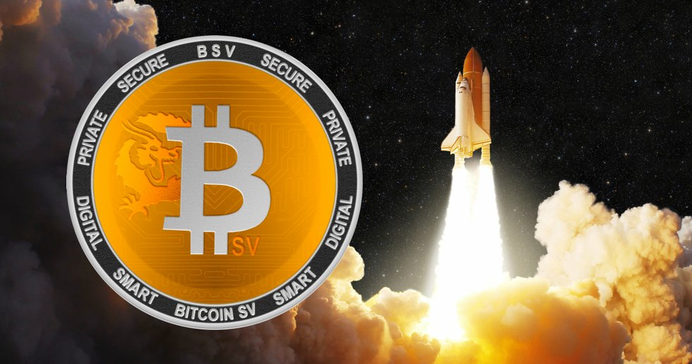 Bitcoin SV tokrusar med 90 procent – på bara en timme.
