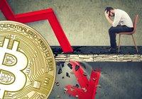 Bitcoinpriset fortsätter sjunka – är ner nästan 18 procent den här veckan