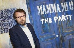 Björn Ulvaeaus tar Mamma Mia The Party till London