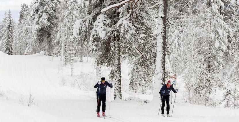 Efter en kanonsäsong satsar Grönklittsgruppen på att göra mer egen snö.