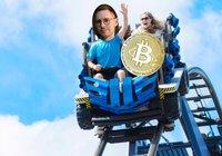 Bitcoinprisets galna timme: Tappade 7 000 dollar på en kvart
