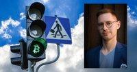 Bitcoinpriset tar ny sats mot 10 000 dollar: