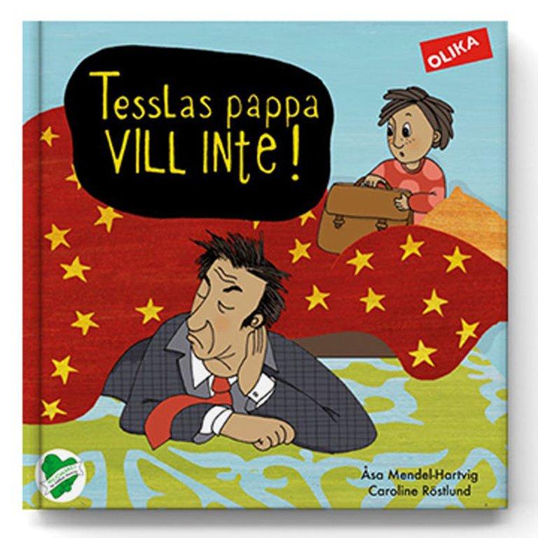 Om pappor och barn – 18 böcker att läsa tillsammans