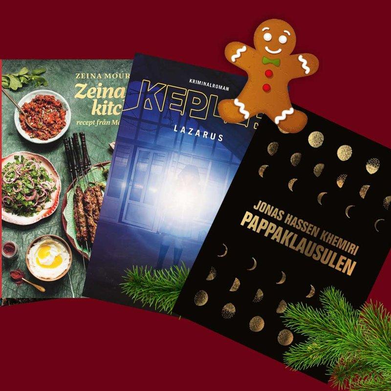 Varsågod! 24 julrim för böcker att sno rakt av