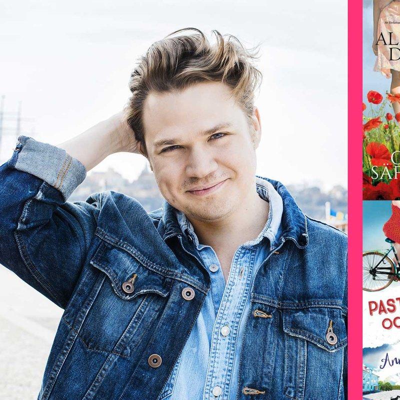 5 böcker som gör dig glad - feelgood-experten tipsar