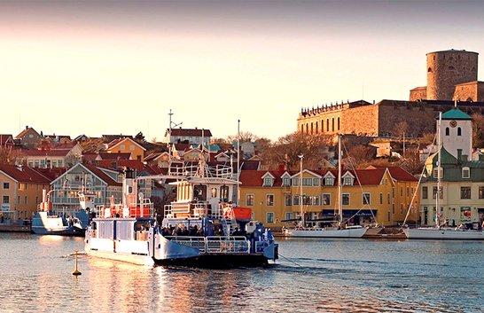 Havshotellet vill föryngra Marstrand