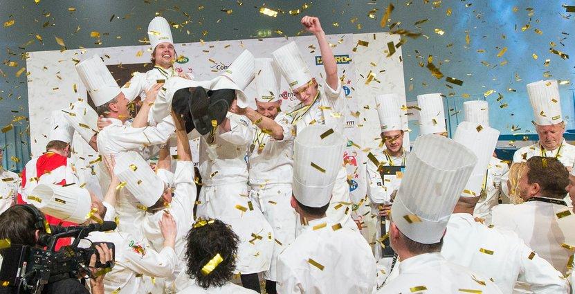 Gastronords innehåll varierar. 2014 vann Tommy Myllymäki Bocuse d'Or Europe där.